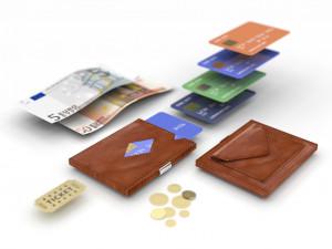 アイデアの詰まった財布